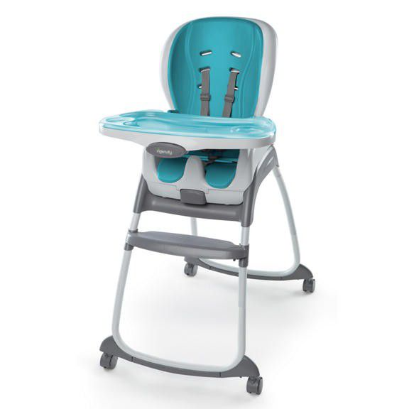 where to buy chair covers in jhb parsons chairs set of 2 ingenuity - 3-in-1 smart clean high aqua | online south africa takealot.com