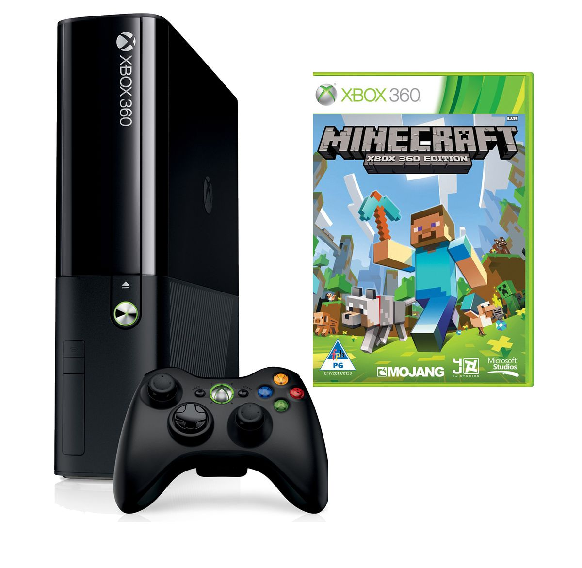 Xbox 360 500gb Minecraft Bundle Xbox 360 Buy Online