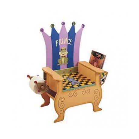 wooden potty chair dark walnut dining chairs prince buy online in south africa takealot com