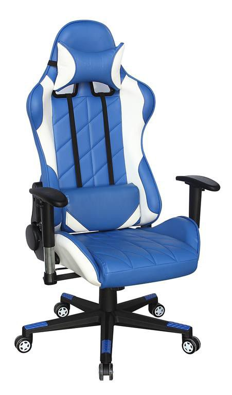 where to buy chair covers in cape town sprout table and chairs linx boost gaming & office - blue white | online south africa takealot.com