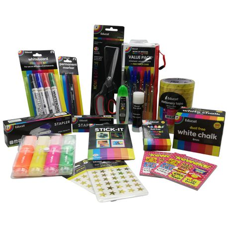educat teachers essential stationery