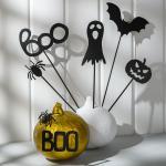 Halloween Deko Basteln 14 Gruselige Bastelideen Hallo Eltern