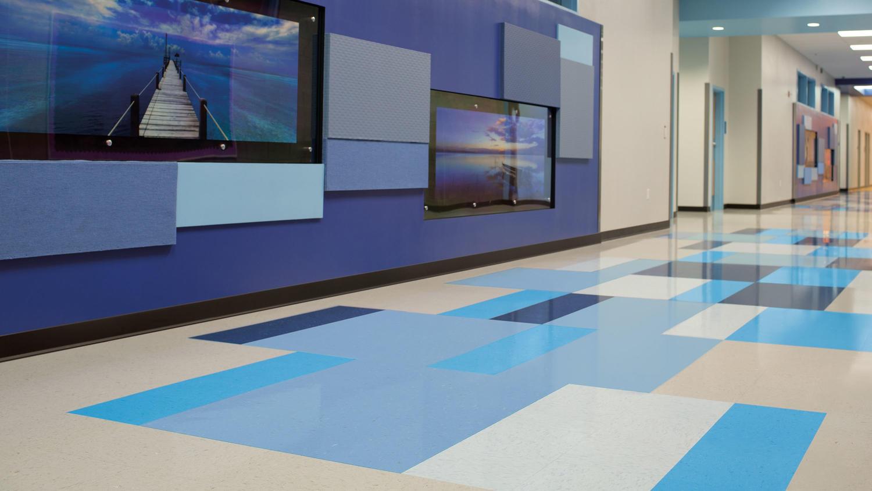 vct commercial flooring tarkett
