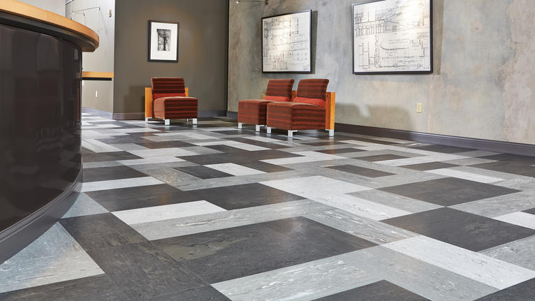 resilient commercial flooring tarkett