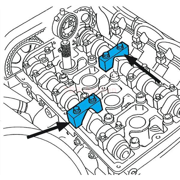 Hazet 3688/31 Motoreinstell-Werkzeug Fiat