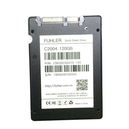 Ổ cứng SSD A3 2.5 Fuhler 120G Sata