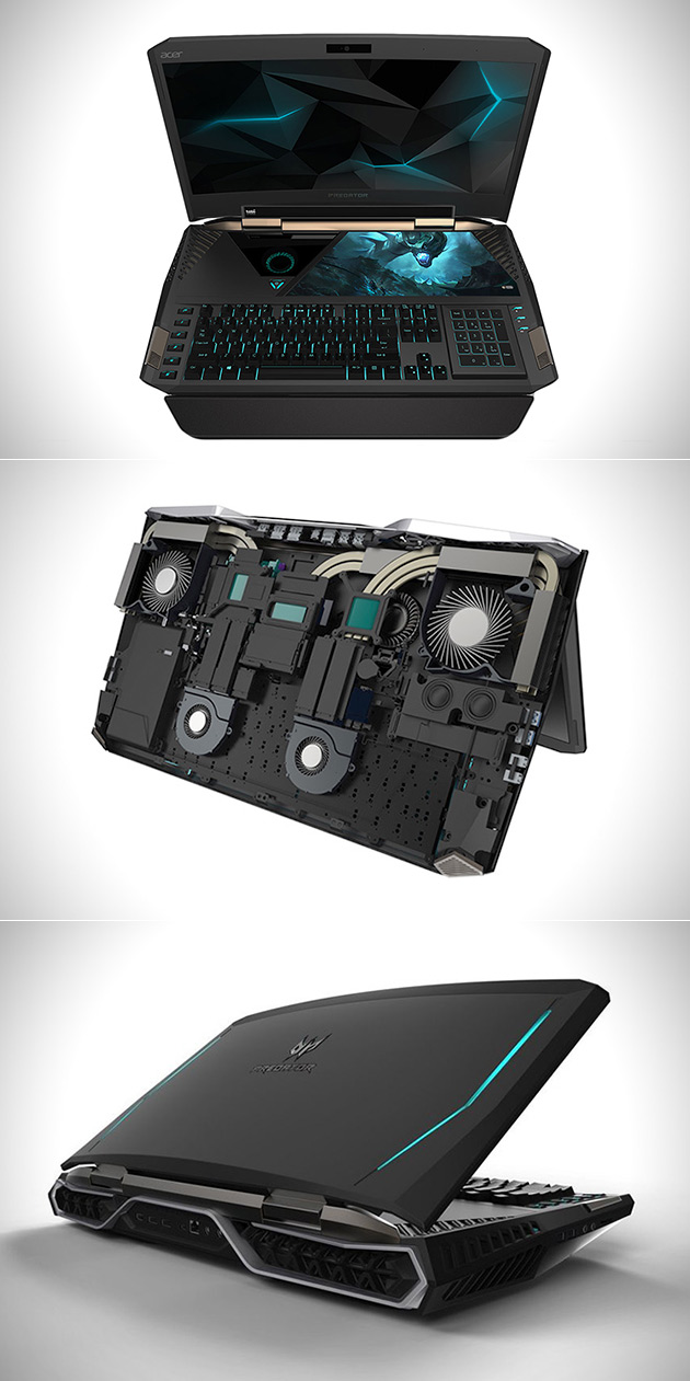 Laptop Gaming Murah 4 Jutaan : laptop, gaming, murah, jutaan, Predator, Gaming, Laptop, Curved, Games, Things