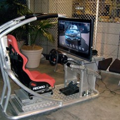 Racing Simulator Chair Plans Hans Wegner Folding Yugoslavia Inside Look At The Gran Turismo Developer Studio - Techeblog