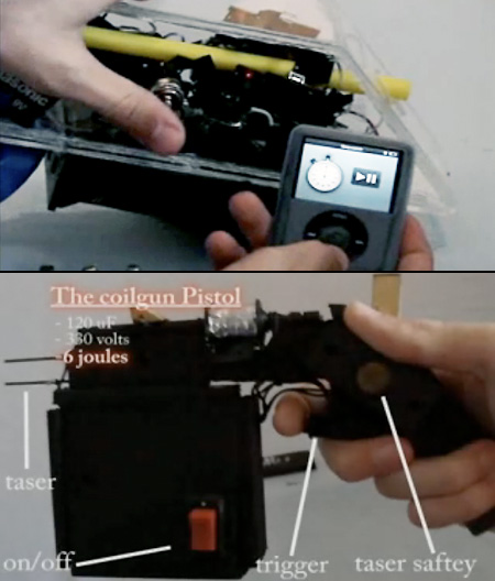 Fotos Homemade Stun Gun Schematic