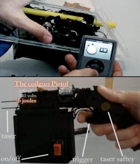 Fotos Homemade Stun Gun Schematic