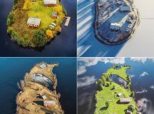 Finland's Tiny Kotisaari Island Through All 4 Seasons and ...