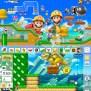 Super Mario Maker 2 Brings New Co Op Online Multiplayer