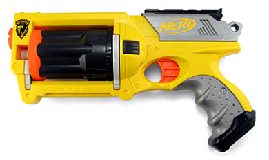 The Nerf Maverick