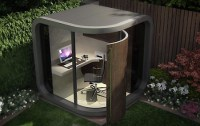 OfficePod is Great as Private Outdoor Office