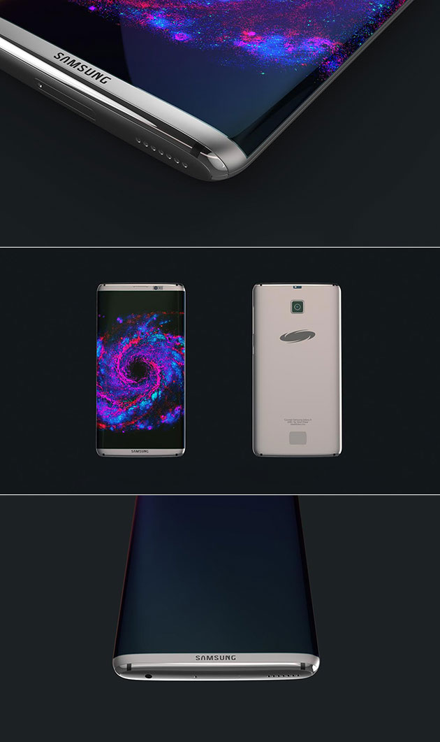Galaxies Projector