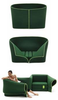 SOSIA Sofa: The World's First Transforming Convertible ...