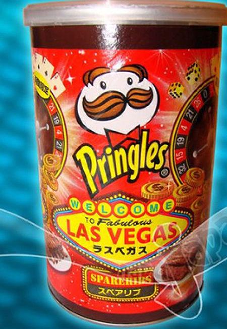 Different Types Of Pringles : different, types, pringles, Strangest, Pringles, Flavors, Around, World, TechEBlog
