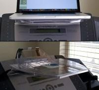 SurfShelf Treadmill Laptop Stand - TechEBlog