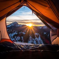 24 Incredible Tent Views That Will Make You Want to Travel ...