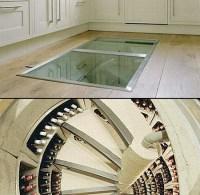 World's Coolest Wine Cellar is Hidden Beneath Kitchen ...