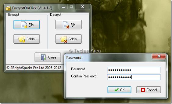 EncryptOnClick_Password