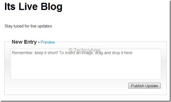 Wordpress_Live_Blog