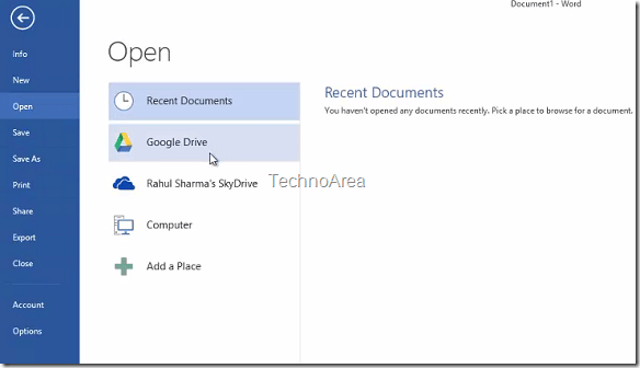 Google_Drive_In_MS_office_2013