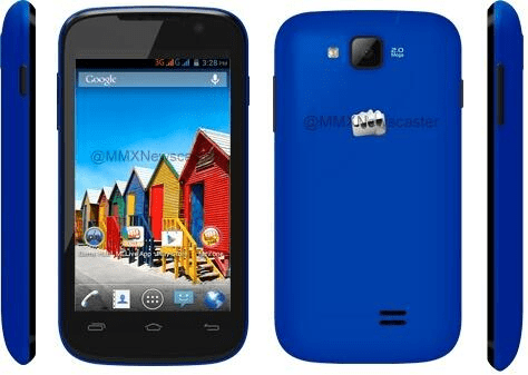 Micromax_Fun_A63_Leak