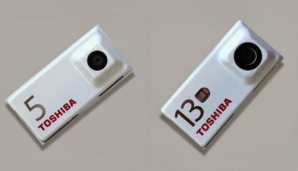 Toshiba Project Ara Camera Module