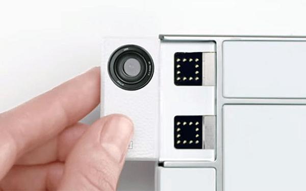 Toshiba Project Ara Swappable Camera Module