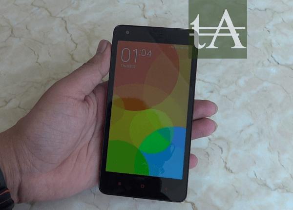 Xiaomi Redmi 2 Screen