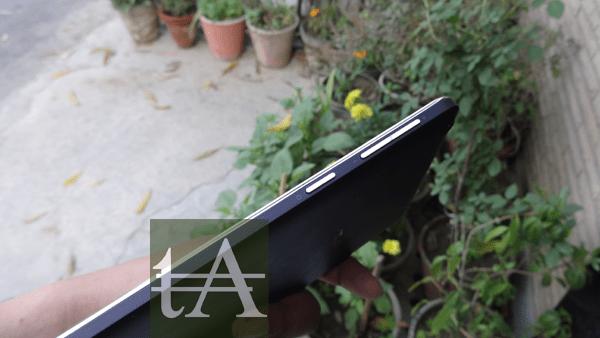 Asus Fonepad 7 FE171CG Buttons