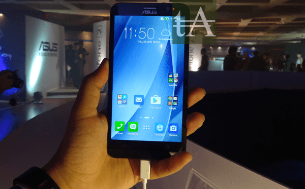 Asus Zenfone 2 ZE551ML Display