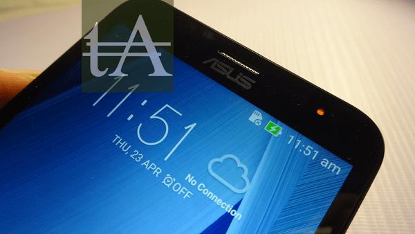Asus Zenfone 2 ZE551ML Front
