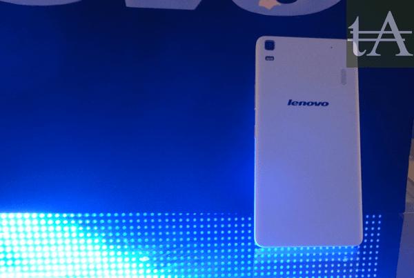 Lenovo A7000 Back