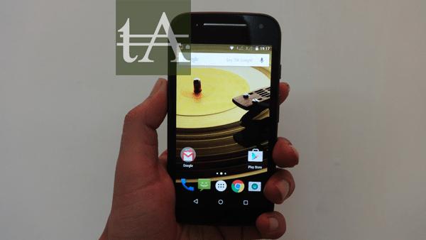 Motorola Moto E 2015 Front