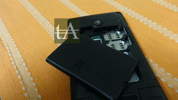 Microsoft Lumia 532 Battery
