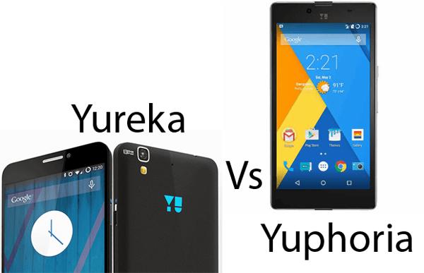 Yureka vs Yuphoria