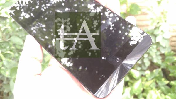 Asus ZenFone Selfie Metal Chin