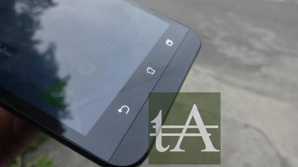 Asus ZenFone 2 Deluxe Metal Chin