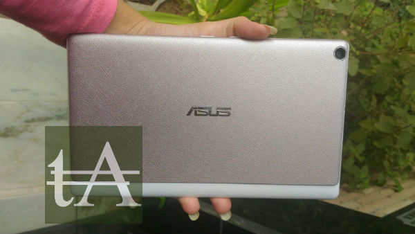 Asus ZenPad 8 Back