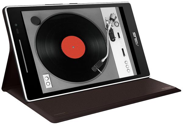 Asus ZenPad Audio Cover