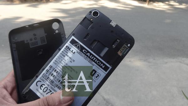 BLU WIN HD Battery