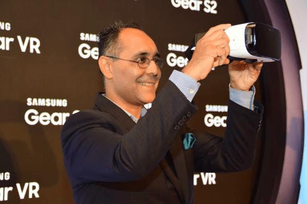 Samsung Gear VR Launch