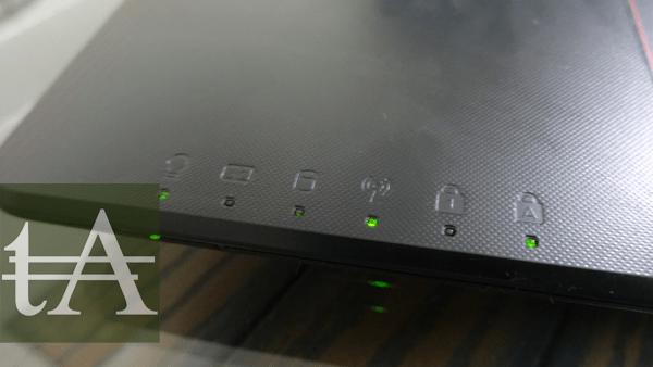 Asus R510JX LED
