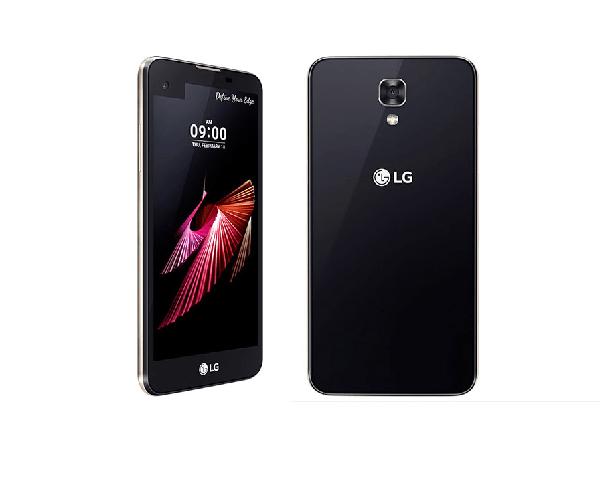 LG X Screen Front Back