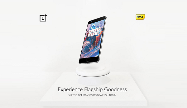 oneplus 3 experience idea stores