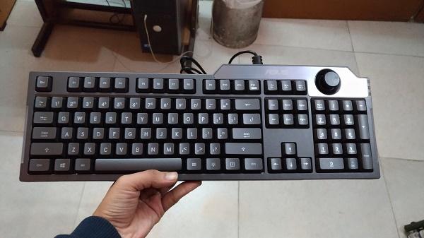 Asus ROG G20 Keyboard