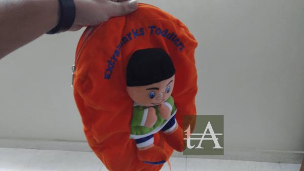 Extramarks Toddlers Tablet Bag
