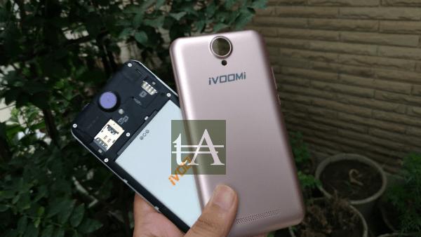 iVoomi Me 1 Plus Battery
